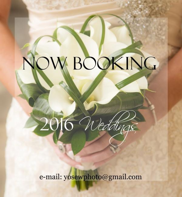 booking wedding
