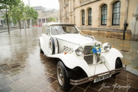wedding-car-stunning Beauford