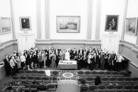 The Albert Room Leeds Town Hall - wedding photography