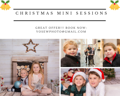 Christmas Mini Session Leeds