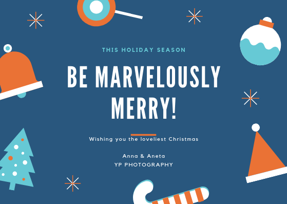 Be marvelously merry!